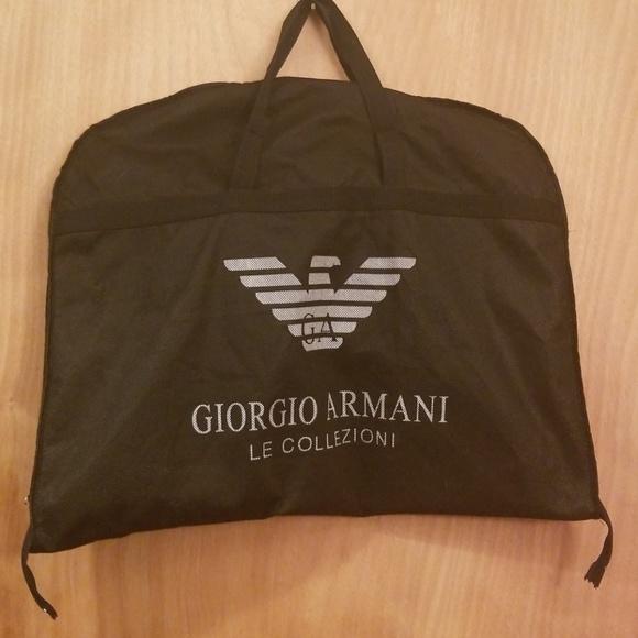 eca26cdb974b Giorgio Armani Other - Giorgio Armani dry cleaning bag